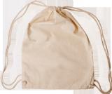 תיק גב כותנה עם שורך קשירה
