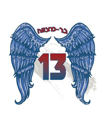 13 כנפיים גדולות