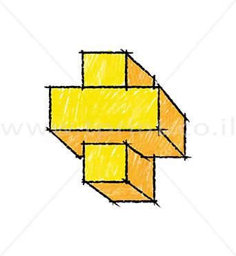 פלוס צהוב