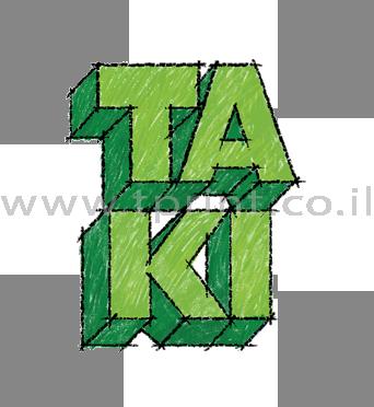 טאקי ירוק