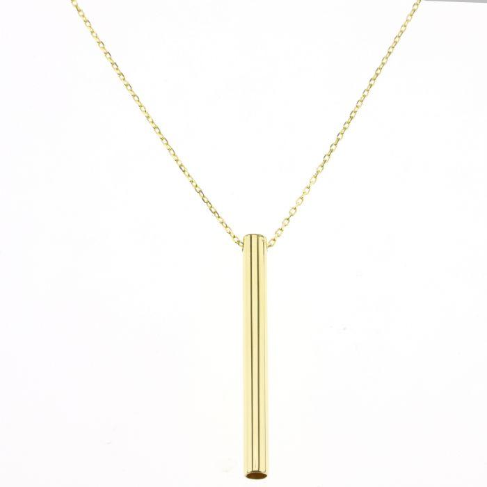 שרשרת זהב מיוחדת עם אפשרות לחריטה