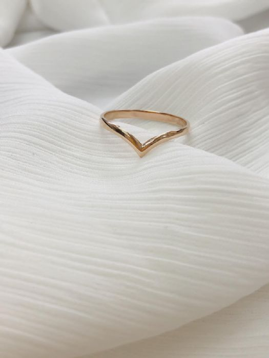 טבעת ROSE GOLD