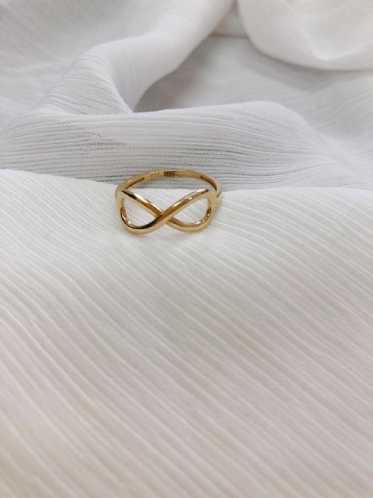 טבעת אינפיניטי זהב