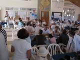 Shavuot 2009 participants משתתפי שבועות 2009