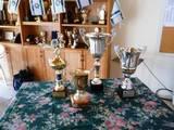 League trophies גביעי הליגה