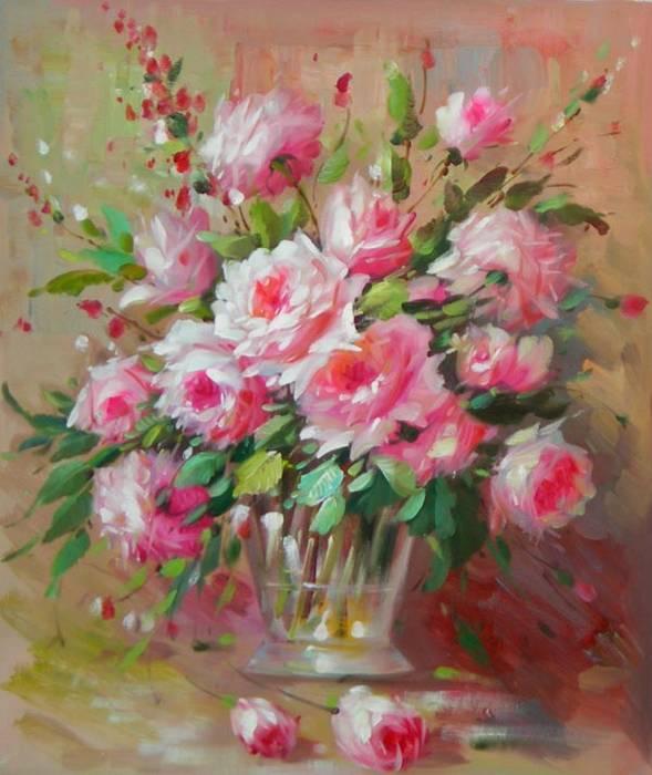 פרחים בואזה