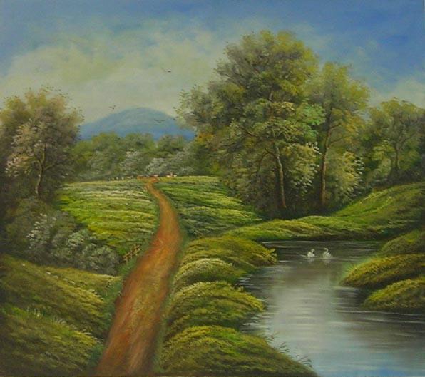 לאורך הנהר