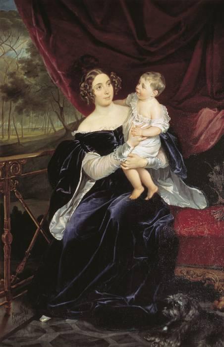 דוידובה ובתה