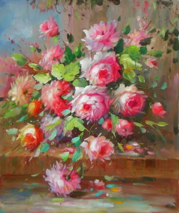 פרחים עשירים