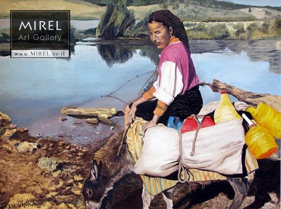 אישה עצמאית , מרוקו