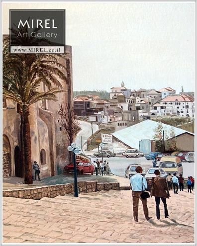 יפו העתיקה 1984, ישראל