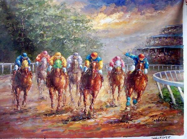 תמונת סוסים
