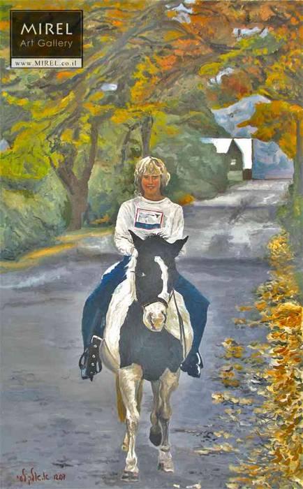 פרש עם סוס
