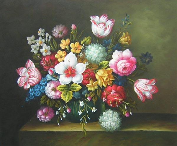 פרחים בכד