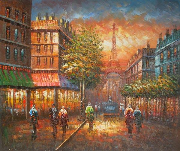 פריז מגדל הייפל