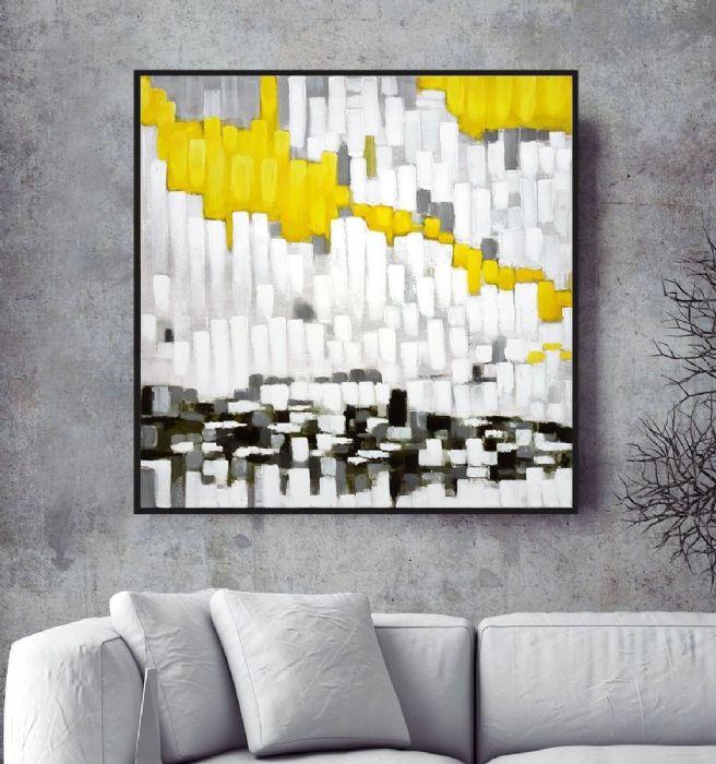 צהוב מודרני