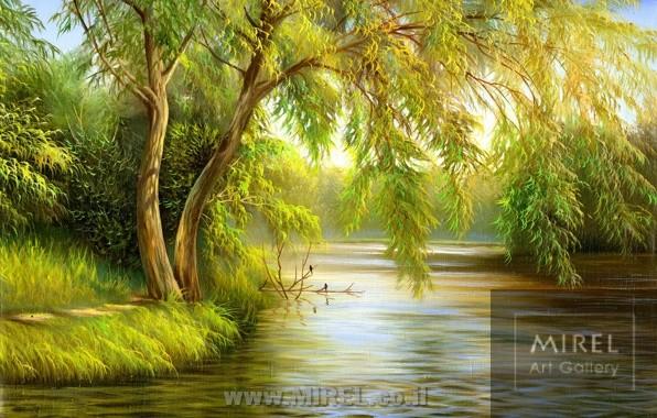 ציור נוף