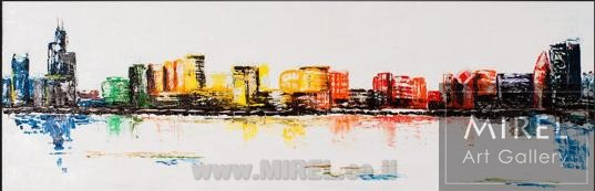עיר בצבעים