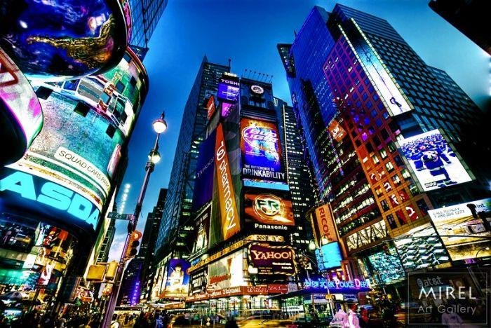 ניו יורק סיטי הדפסה