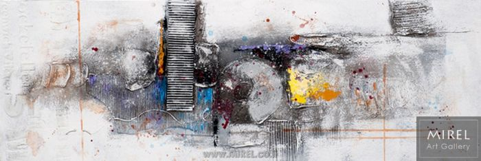 ציור אורבני מודרני
