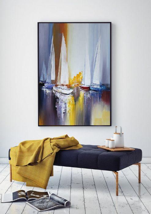מפרשים צבעוניים