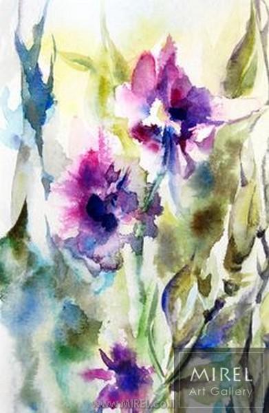 פרחי מים