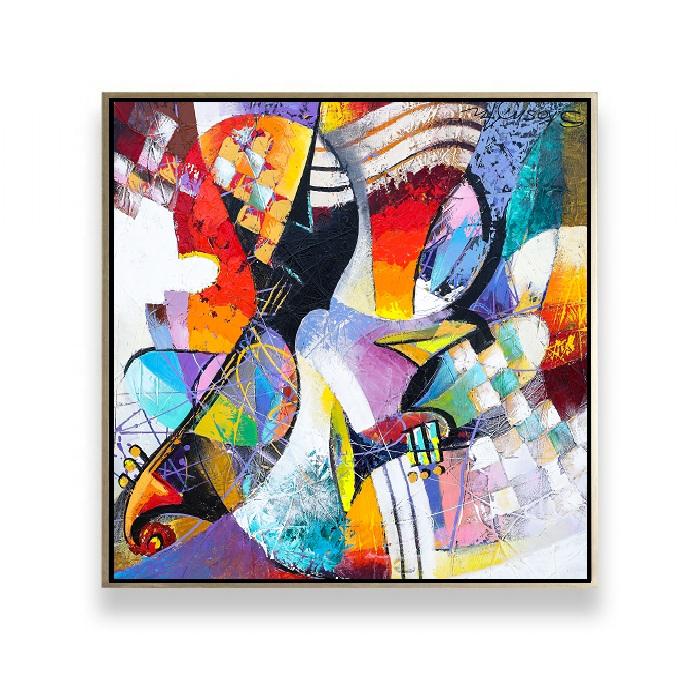 ג'אז צבעוני