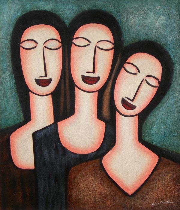 שלוש אחיות