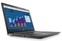 """Dell Vostro 3568 - i5-7200U – 15.6""""   256GB SSD -8GB – AMD  R5 M420 - 3Y-WIN10"""