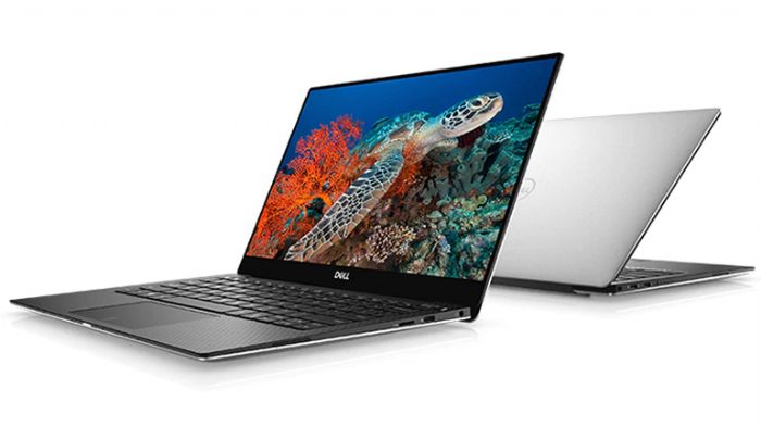 "Dell XPS 13 9370 - i5-8250U - 13.3"" 4K Touch display  256GB SSD -8GB - 3Y-WIN10 PRO"