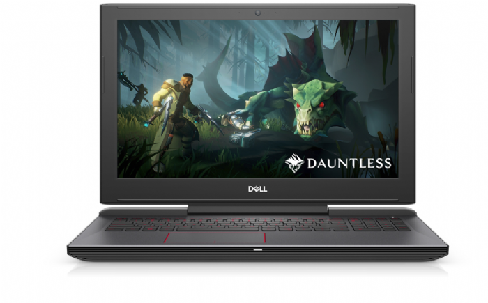 "Dell G5 5587-i5-8300H-15.6"" 128GB SSD + 1TB SATA - 8GB- NVIDIA GeForce GTX 1050 Ti -3Y-WIN10"