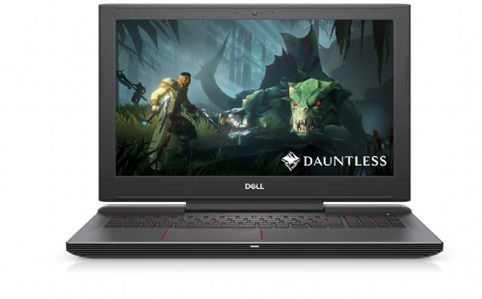 "Dell G5 5587-i5-8300H-15.6"" 128GB SSD + 1TB SATA - 8GB- NVIDIA GeForce GTX 1050 Ti -3Y-WIN10"