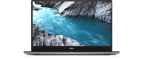 """Dell XPS 9570 -i7-8750H - 4K 15.6"""" Touch - 512GB PCIe SSD - 16GB - 3Y - WIN10"""