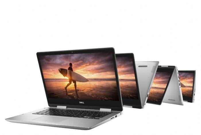 "Dell Inspiron 5482 14"" Touch - i3-8145U - 256GB SSD - 4GB - 3Y-WIN10"