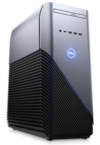 Dell Inspiron 5680 - i7-8700 - 256GB SSD + 1TB HDD - NVidia GeForce GTX 1070 - 3Y-WIN10