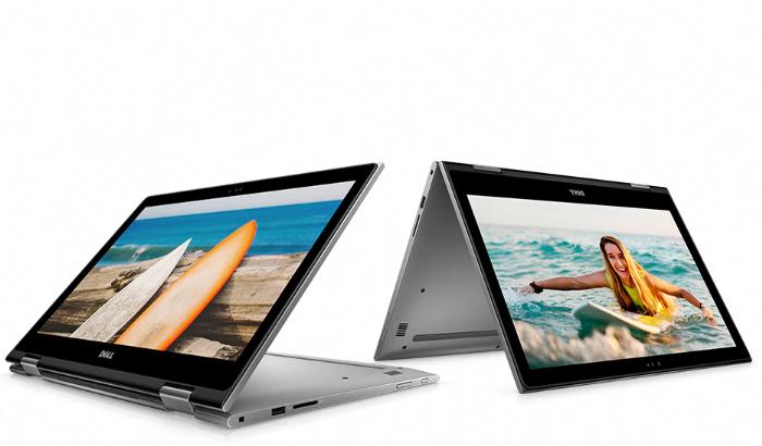 "Dell Inspiron 5579 15.6"" Touch - i7-8550U - 512GB SSD - 16GB - 3Y - WIN10"