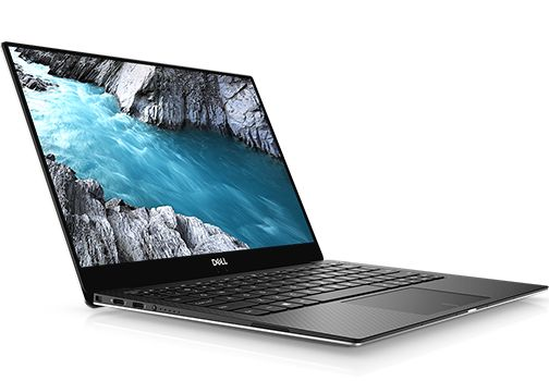 "Dell XPS 9370 13.3"" - i7-8550U - 512GB SSD - 16GB - 3Y-WIN10"