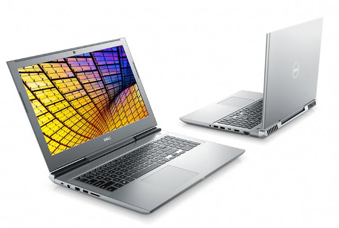 "Dell Vostro 7580 15.6"" - i7-8750H - 128GB SSD + 1TB - 8GB - NVidia GF 1060 Max Q - 3Y - WIN10"
