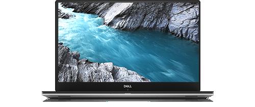 "Dell XPS 9570 15.6"" 4K Touch - i7-8750H - 512GB SSD - 16GB - Nvidia GF 1050 Ti - 3Y - Win10"