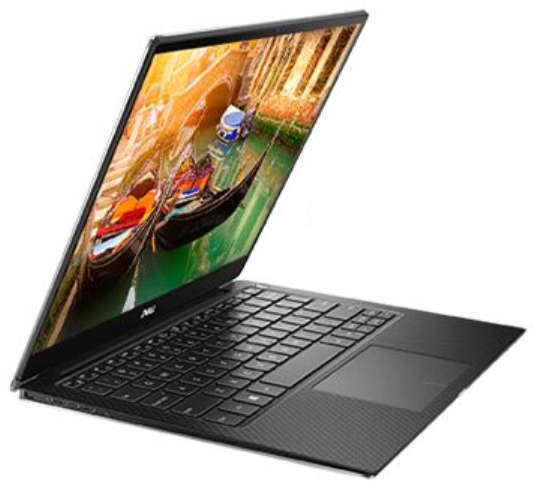 "Dell XPS 7390 13.3"" 4K Touch - i7-10510U - 512GB SSD - 16GB - 3Y - WIN10"