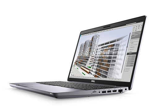 Precision 3551-Ci7-10750H-16GB-512SSD-P620-Win10P-3Y