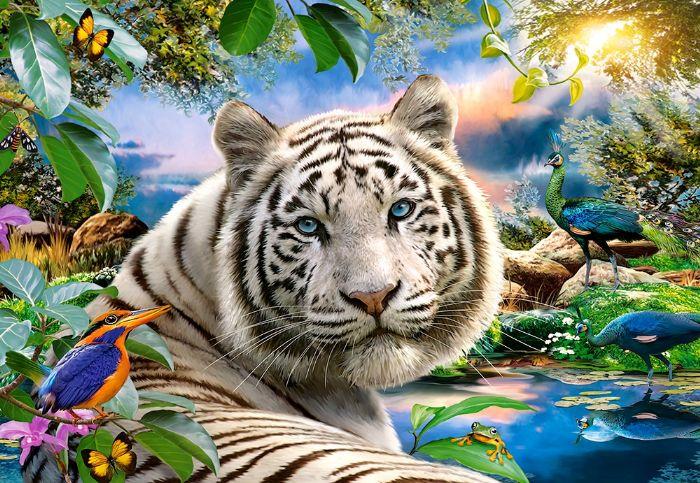 פאזל 1500 חלקים - תמונת ג'ונגל