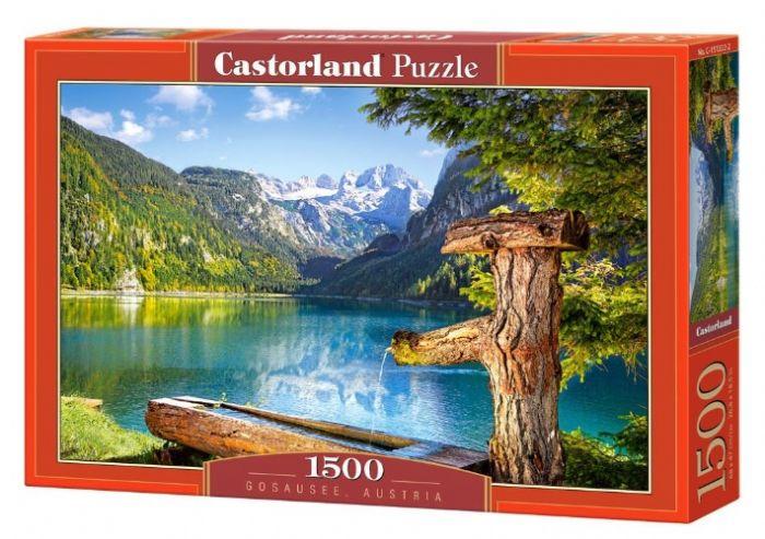 פאזל 1500 חלקים - גוזאוזי - אוסטריה