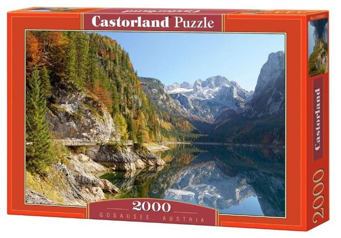 פאזל 2000 חלקים - גוזאוזי - אוסטריה