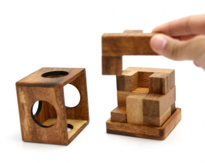 משחק חשיבה - קוביית אניגמה