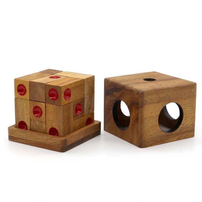 משחק חשיבה - קוביית דומינו