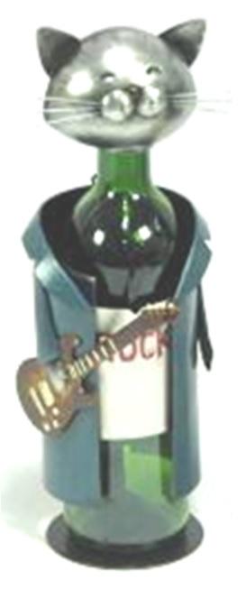סטנד ליין מעוצב חתול מחזיק גיטרה
