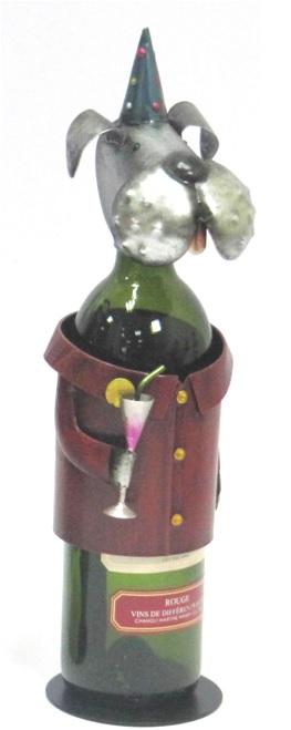 סטנד ליין מעוצב כלב מחזיק קוקטייל