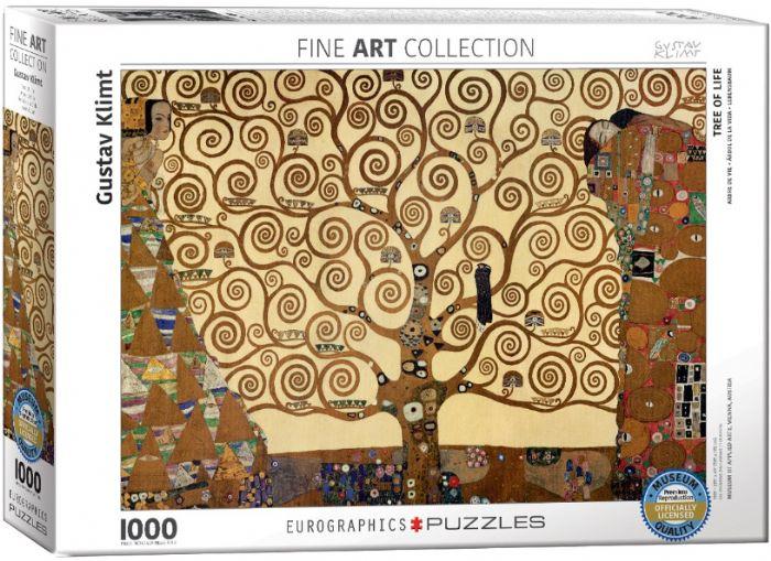 פאזל 1000 חלקים - עץ החיים