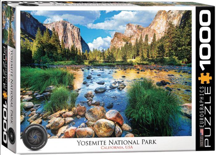 פאזל 1000 חלקים - הפארק הלאומי יסמין